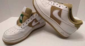 Nike Air Force 1 Big Kids 5.5 Green White